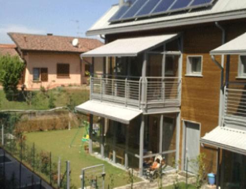"""Residenza """"Casa ecologica"""""""
